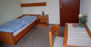 Einzelzimmer Hotel